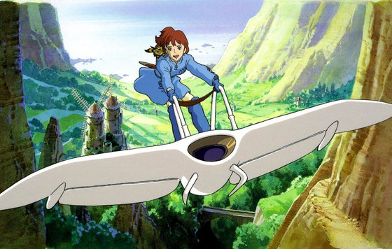 Nausicaa of the Valley of Wind 1984
