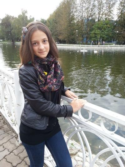 Даша Пузыревская, 22 декабря 1998, Москва, id202322347