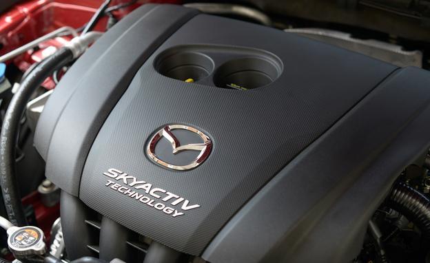 Мотор Mazda3 2014