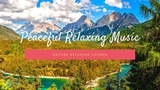 1 Hour Of Peaceful Music &amp Waterfall Sounds For Meditation, Relaxation, Mind Healing, Sleep &amp Yoga