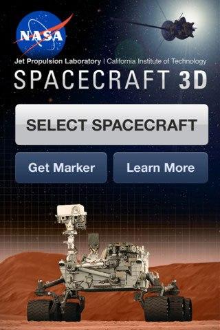 spacecraft 3d