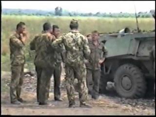 Чечня 1996 год ,июнь -5 ч.Пензенский полк БОН 29,30,31 застава,Ачхой - Мартан,Самашки.