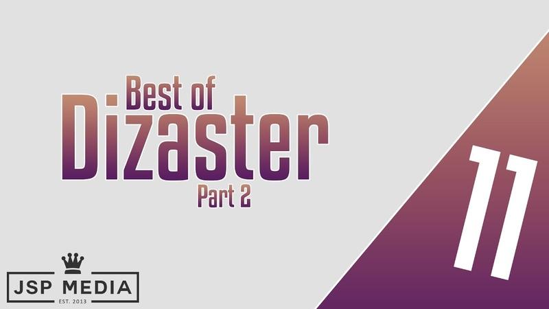 Best of Dizaster (Part 2) | Bars vs Canibus, Sensa, DNA, Illmaculate, PH, Arsonal
