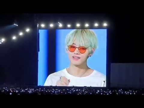 190407 BTS Love Your Self in BKK Kim TaeHyung 김태형 By@monkishijung