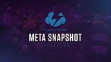 Tempo Storm Meta Snapshot Before the October Patch Hearthstone The Boomsday Project