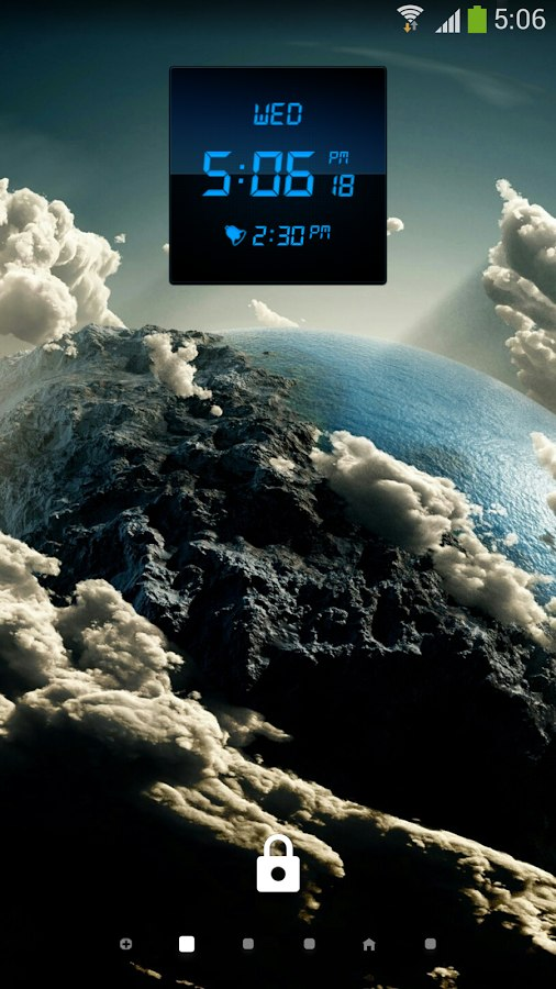 Alarms - будильник для Андроид