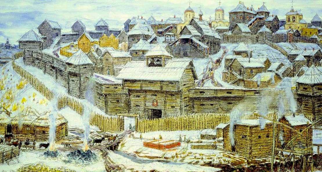 Москва в Средние века