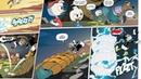 Комикс Утиные Истории 2017 - Большая Проблема на Маленьком Озере - на русском