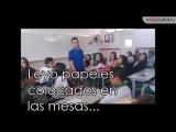 Школьники растрогали до слёз учителя, не получавшего два месяца зарплату
