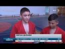 Самбисты республики на сборах в Аскино | Безнен-ТВ для БСТ