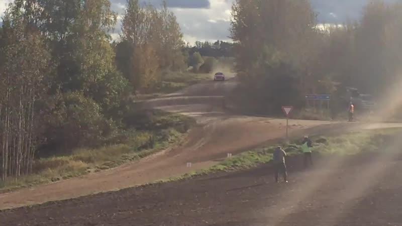 Mārtiņš sesks kūlenis rally Liepājā 2017