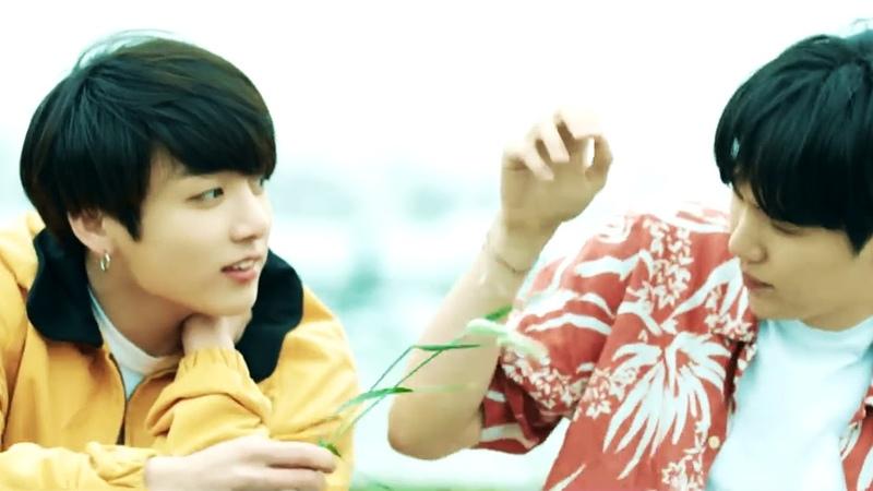 [bts Yoonkook Шуга и Чонгук ] Не надо больнее