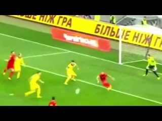 Украина Македония 1:0 Лучший гол Сидорчука !