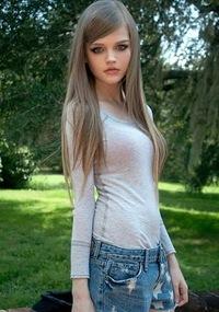 Красота девушек приколы