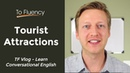 English Listening Practice 2 Tourist Attractions Travel English Phrases