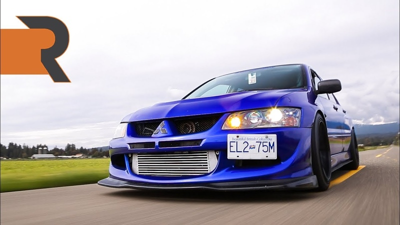 600 HP Mitsubishi Lancer Evo 8 An Overload Of E85 In A 2 3L Stroker