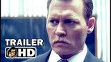 CITY OF LIES Official Trailer (2018) Johnny Depp, Tupac, Notorious BIG Thriller Movie HD