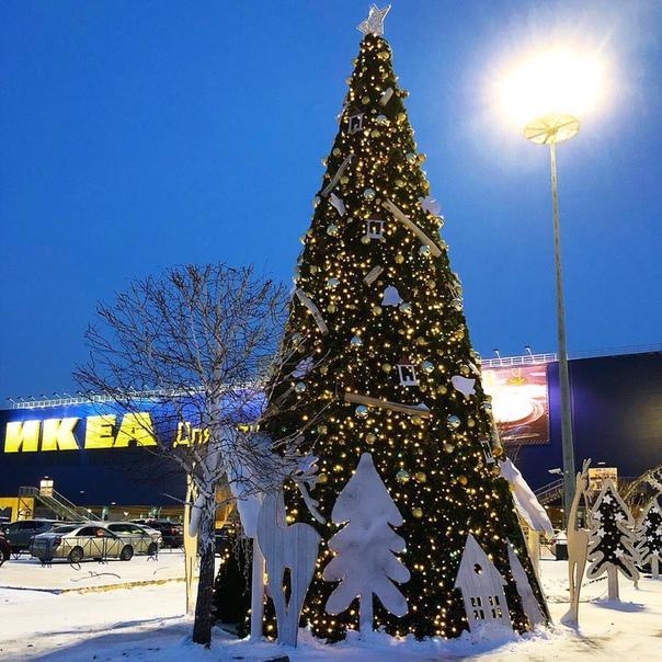 Нижний Новгород продолжает готовиться к Новому году!