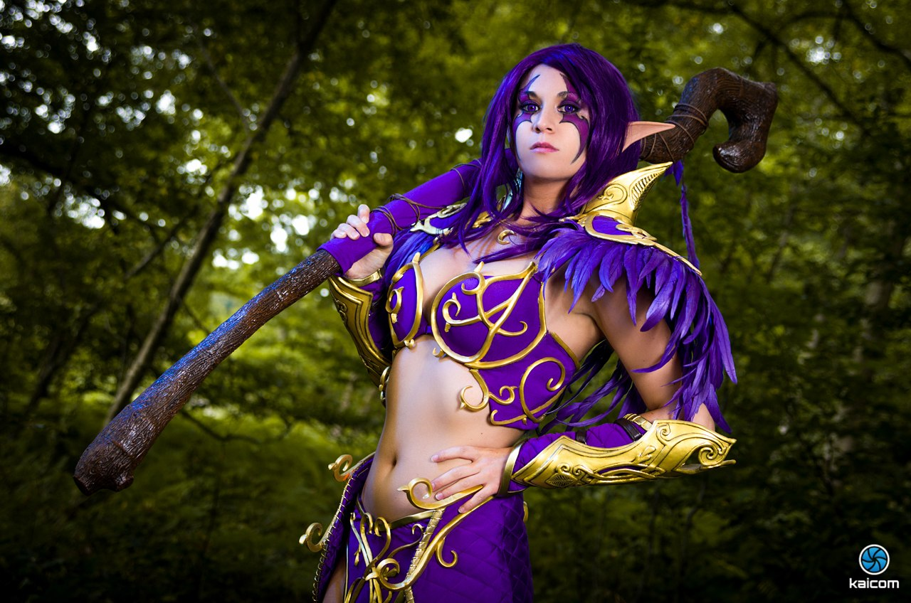 Night elf youtube naked image
