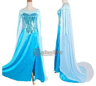 Все платья эльзы и анны