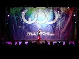 World Of Dance UK | House | Frankie J | Judge Demo - 2014