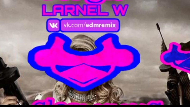Fergie - Glamorous (LARNEL W EDM REMIX)