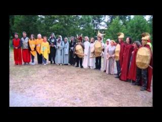 летний семейный лагерь РАТЬ-2014 фоторолик