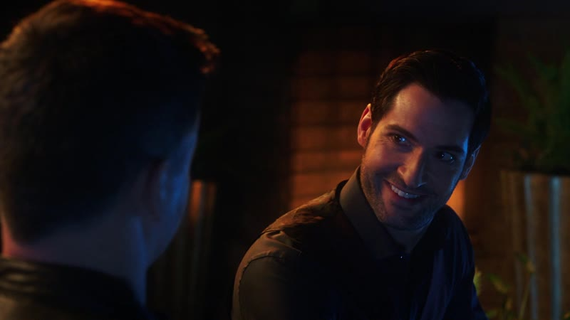 Люцифер   Lucifer (2018). S03E13. 1080p. Jaskier. Отрывок