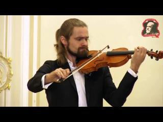 Артем Шишков, I премия (S) II Международный конкурс скрипачей и квартетов им. Л. Ауэра
