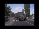 Наезд на пешеходов в Саратове