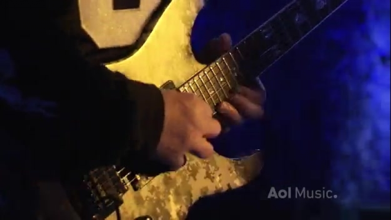 Slayer - Mandatory Suicide (Live at AOL Sessions 2010)