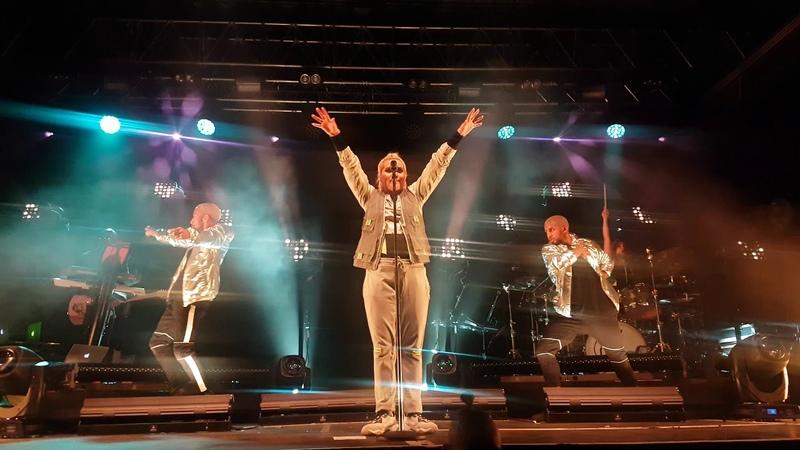 Hayley Kiyoko Cliffs Edge Live Glasgow
