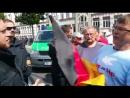 Dresden: Beim Protest gegen Heiko Maas sind Deutschland Fahnen verboten!!!