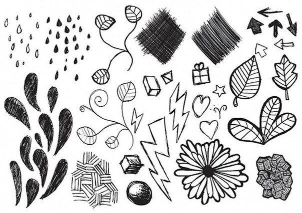 Значение рисунков, которые мы рисуем неосознанно
