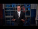 Colbert Mocks Trump's Clumsy Attempt To Rein In Omarosa