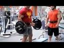 Андрей Скоромный и Денис Цыпленков Тренировка Рук Hand exercise. the world's best motivation
