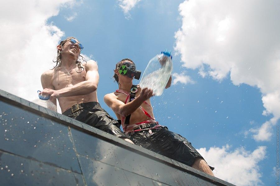 водная битва 2012