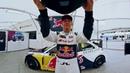 EKS and KYB Virtual Reality Rallycross Experience