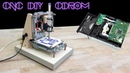 How to make mini CNC plotter 2D using scrap DVD
