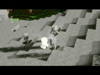 [IgorFOX] Крипер Рэп ( Песня про Minecraft) CREEPER RAP Русский перевод!