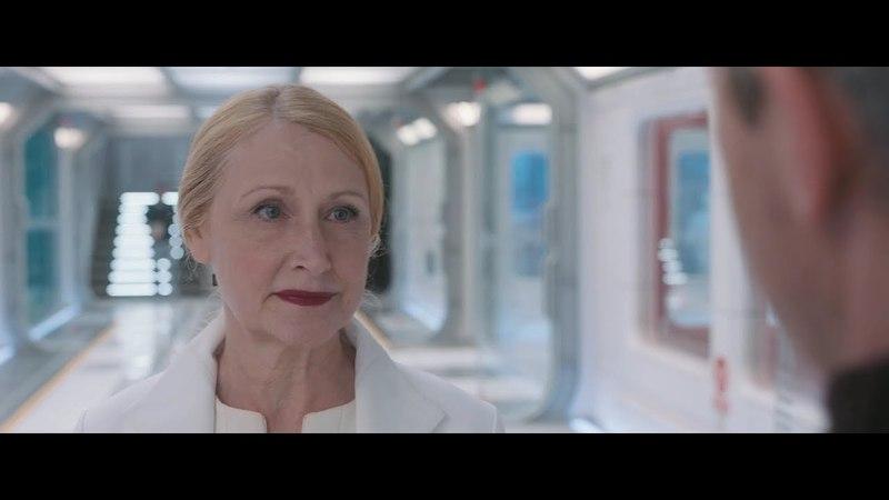 The Death Cure Deleted Scenes Ava and Janson RUS SUB
