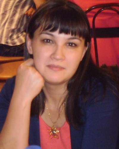 Альбина Туктарова-Галикеева, 25 июля 1984, Ижевск, id201842322