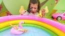 Barbie oyunları. Dedektif Merve Barbie'ye yardım ediyor. Kız ve erkek çocuk videoları.