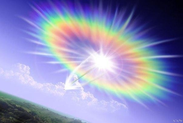 Свет и цвет/Радуга — Викиучебник