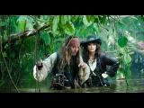 Видео к фильму «Пираты Карибского моря: На странных берегах» (2011): Трейлер (дублированный)