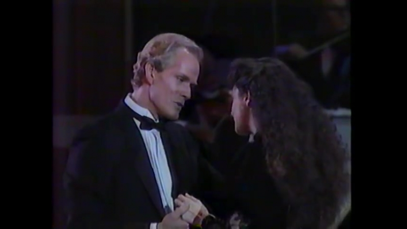 All I Ask of You (With Steve Barton) ('America's Tribute to Bob Hope', 1988)
