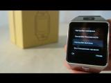 Умные часы Smart Watch DZ09. Полный обзор.