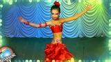 Enchanting Tribal Fusion Belly Dance (Finale Juniors Greta Dmiterko)