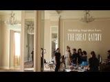 Свадьба в стиле романа Великий Гэтсби | Wedding Inspiration from The Great Gatsby