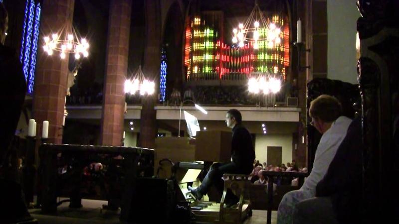 Franz Liszt - Fantasie und Fuge Ad nos, ad salutarem undam